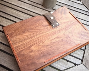 Wooden Laptop Case For MacBook Air