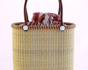 Nantucket Basket Tote