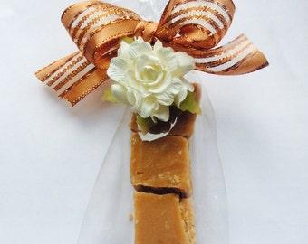 Fudge Wedding Favour