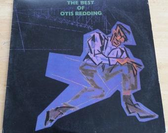 Otis Redding - The Best of Otis Redding - A1-81282 - 1984 - Columbia Record Club Pressing