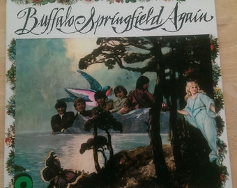 Buffalo Springfield - Buffalo Springfield Again - SD 33-226 - Later Reissue of 1967 Release