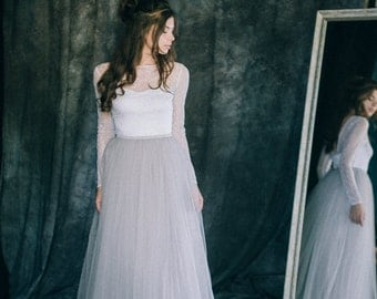 """Wedding dress """"Air+Space"""" 