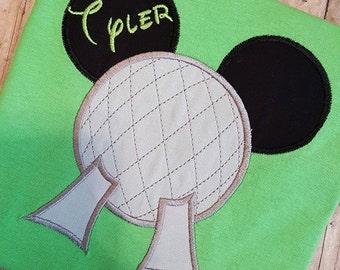 Mickey Mouse Epcot Shirt