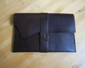 "leather laptop case for 13"" laptop"