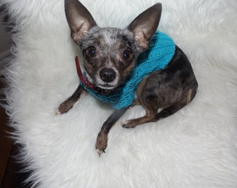 Pet Spa Belly Rub Sweater, Sizes XS-L