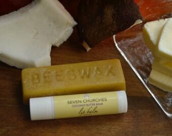 Coconut Butter Balm- lip balm
