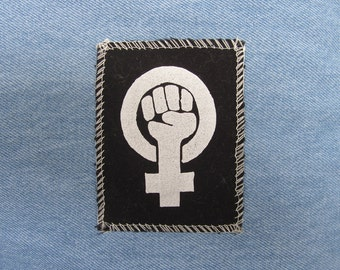 Feminist Logo Patch