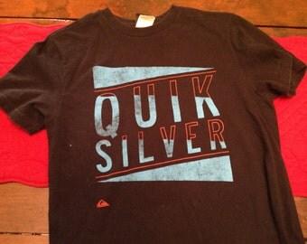 Quicksilver shirt -SM