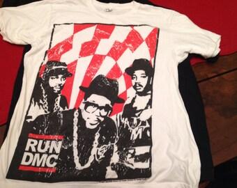 Run DMC shirt -MD