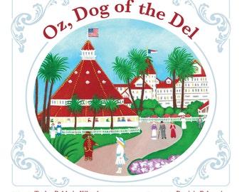 Oz, Dog of the Del