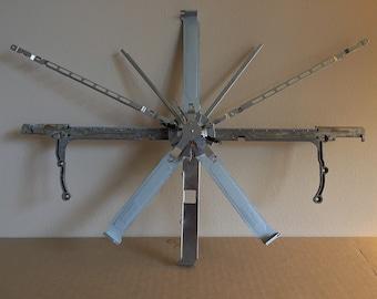 Star (computer parts sculpture)