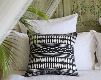 Zulu Cotton Tribal Cushion Cover