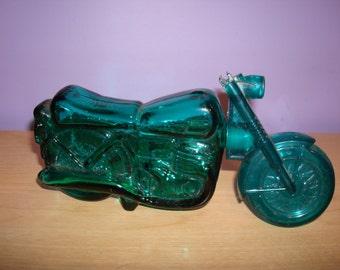 Vintage Avon Motorcycle Cologne Bottle