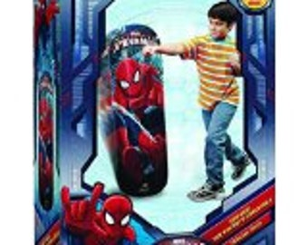 Spiderman Bop Bag 36 In Tall