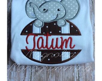 University of Alabama Football Appliqué shirt for a GIRL