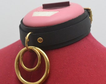 The Odessa Collar in Gold