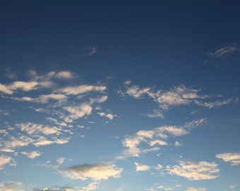 Cloud Assortment - Photo