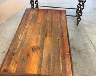 Unique coffee table Etsy