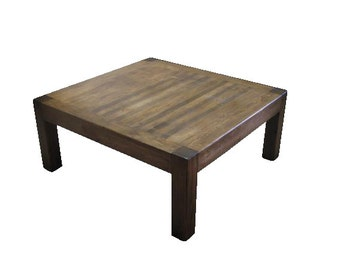 PICKUP ONLY- Apple Store style iTable: coffee table, end table - handmade, custom to your dimensions
