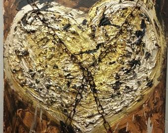 Un-chain my Heart