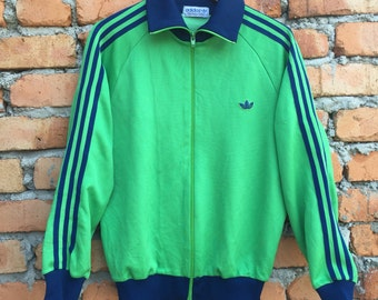 Vintage ADIDAS sweater hiphop Run DMC style