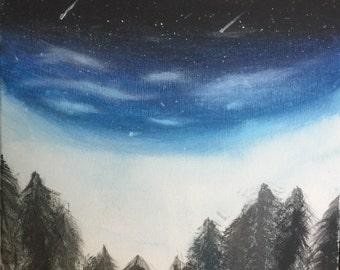 Gloomy Galaxy