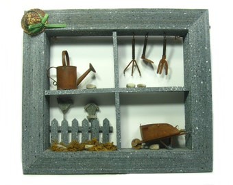 Shadow Box Wall Art wall display case | etsy