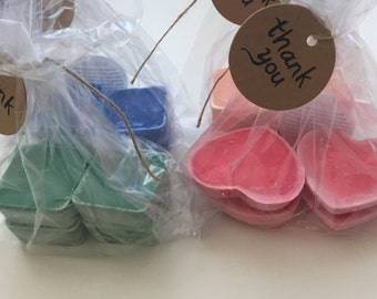 Highly Scented Soy Candle Tarts