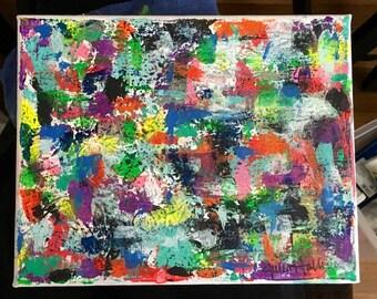 Funfetti Abstract