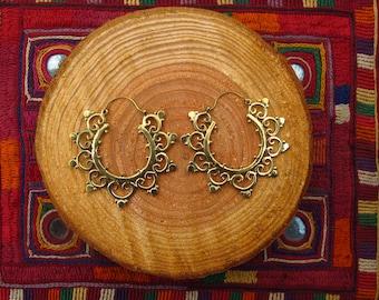 Earrings - Rajah