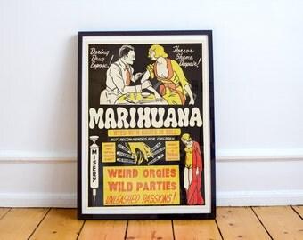 Marijuana Etsy