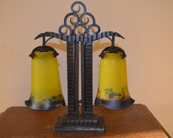 Lamp Art Deco of the 1930s
