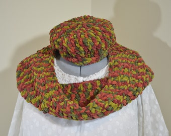 Cowl-Blanket Soft & Warm