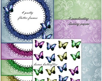 Pretty Flutter Frames Collection