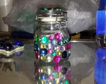 bling stash jar