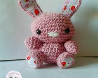 Crochet Bunny Rabbit, Easter bunny, Crochet Amigurumi bunny rabbit, cute crochet, kawaii crochet, bunny rabbit plush
