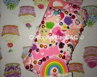 Hand made iPhone 4/4a phone case