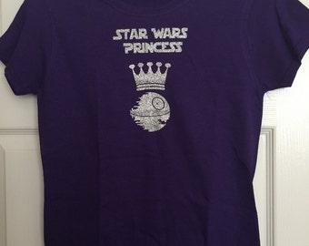 Star Wars Princess Tee