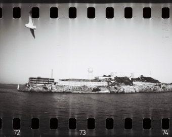 Panoramic Alcatraz