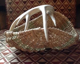 Antler Shed Basket