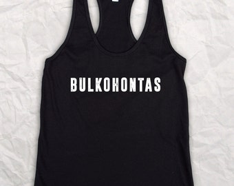 bulkohontas Womens Vest
