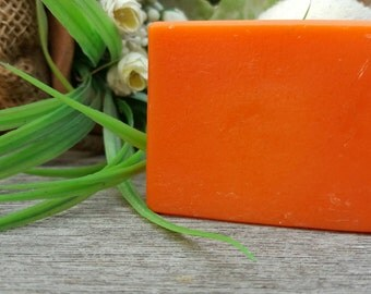 Spa Soap Papaya Fruit