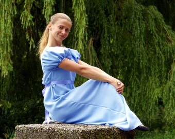 Wendy Darling dress - Wendy nightgown - Peter Pan cosplay - Wendy cosplay - Disney dress