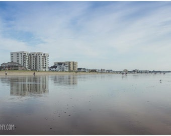 PRINT: Old Orchard Beach, Old Orchard Beach, Maine