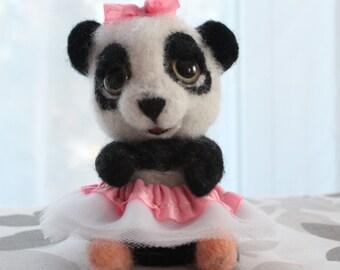 Sweet Panda Ballerina - Pai