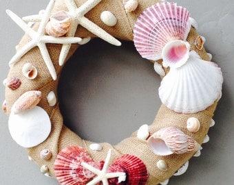 Seashells on the Wreathshore!