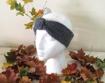 Keira Knot Turban Headband - Earwarmer