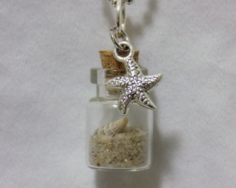 Beach Babe Charm Necklace