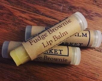 Fudge Brownie Lip Balm