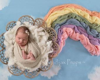 Digital Backdrop - prop for newborn photography